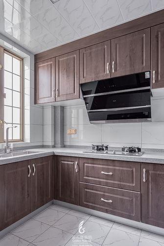15-20万120平米三室一厅中式风格厨房装修案例