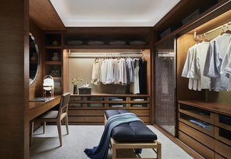 140平米三中式风格衣帽间装修案例