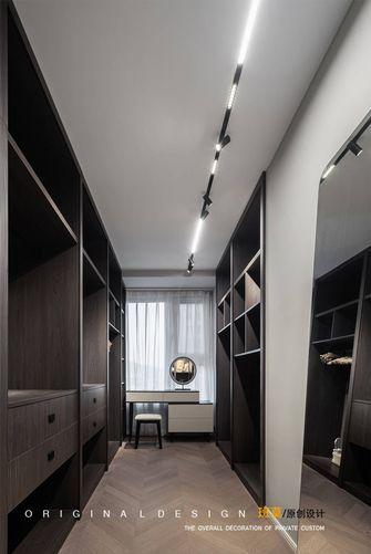 15-20万140平米三室一厅现代简约风格衣帽间效果图