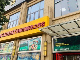 杨梅红国际私立美校(万达华府校区)