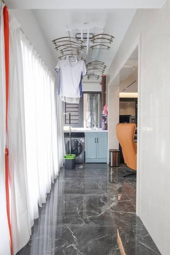 10-15万120平米三室一厅现代简约风格阳台装修图片大全