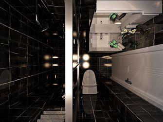 90平米三室两厅港式风格卫生间图片
