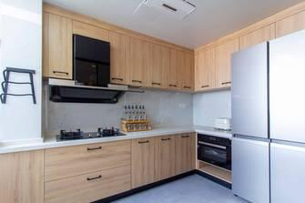 豪华型140平米公寓混搭风格厨房设计图