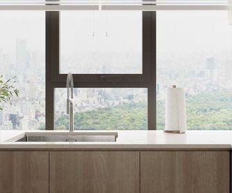 60平米中式风格厨房欣赏图