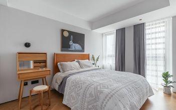 10-15万90平米田园风格卧室装修效果图