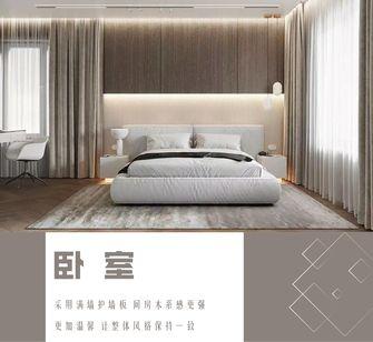 20万以上140平米四室两厅轻奢风格卧室图片大全