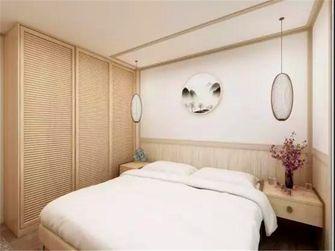经济型50平米一室两厅日式风格卧室装修效果图