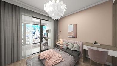 5-10万120平米四室两厅现代简约风格青少年房图