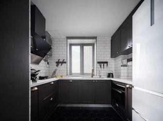 15-20万90平米北欧风格厨房装修图片大全