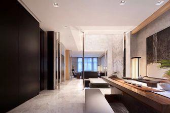 100平米三中式风格客厅设计图