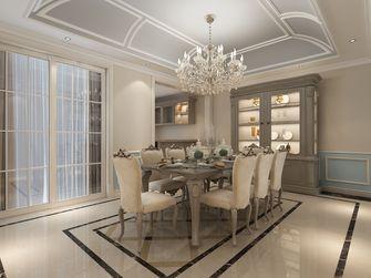 20万以上140平米四室两厅法式风格餐厅图片大全