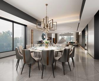 140平米别墅欧式风格餐厅装修效果图