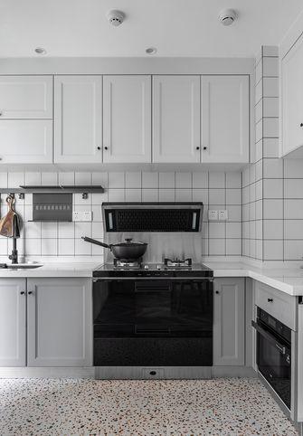 10-15万90平米三室一厅北欧风格厨房图片大全