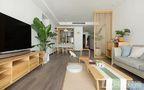 15-20万90平米三室两厅日式风格客厅图片大全