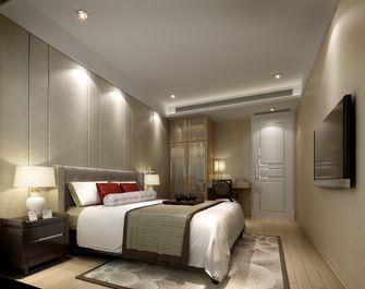 140平米复式港式风格卧室设计图