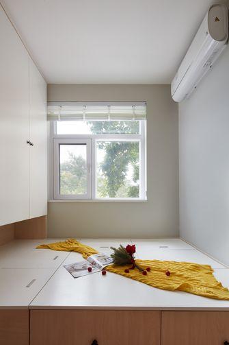 80平米三室两厅日式风格书房图片大全