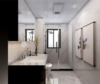 140平米四室一厅中式风格卫生间装修图片大全