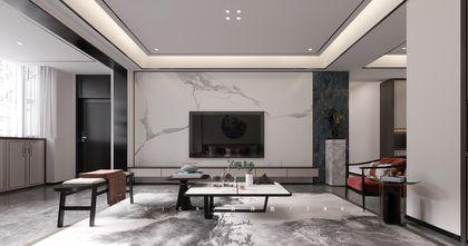 经济型三中式风格客厅装修效果图