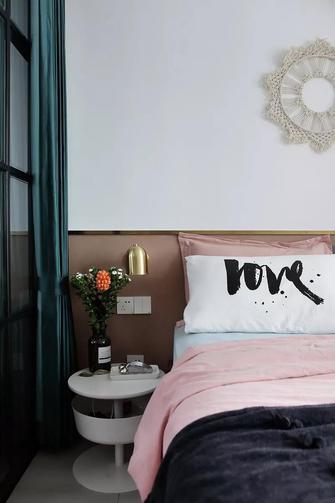 40平米小户型轻奢风格卧室效果图