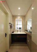 豪华型110平米四室两厅北欧风格卫生间图片大全