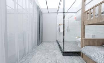10-15万70平米三室两厅日式风格阳光房装修图片大全