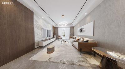 富裕型四新古典风格客厅装修案例
