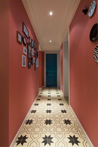 15-20万120平米三室两厅北欧风格走廊图