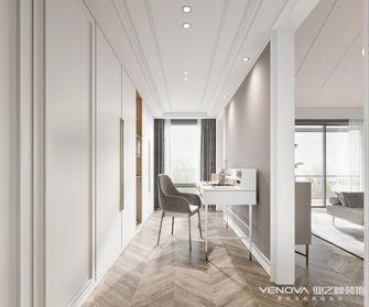 140平米四室一厅现代简约风格衣帽间图片