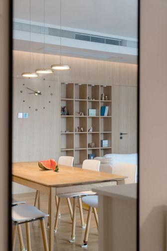 豪华型120平米四室两厅日式风格餐厅图片大全