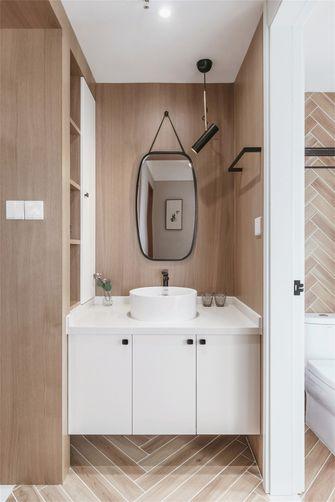 豪华型140平米四室两厅日式风格卫生间图