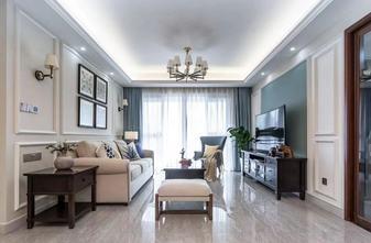豪华型130平米四地中海风格客厅图片大全