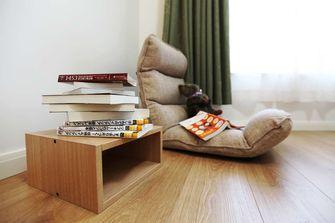 富裕型80平米日式风格书房效果图
