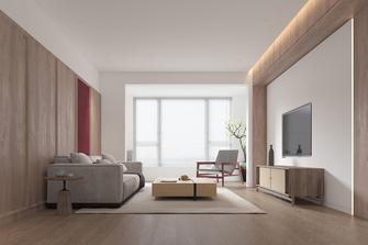经济型120平米三现代简约风格客厅装修效果图