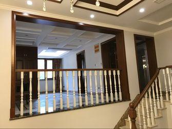20万以上140平米复式新古典风格楼梯间图片大全