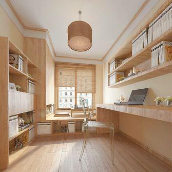 10-15万80平米日式风格书房装修效果图