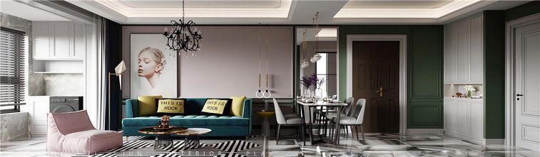 10-15万90平米新古典风格客厅图片大全