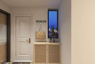 50平米公寓日式风格玄关装修案例