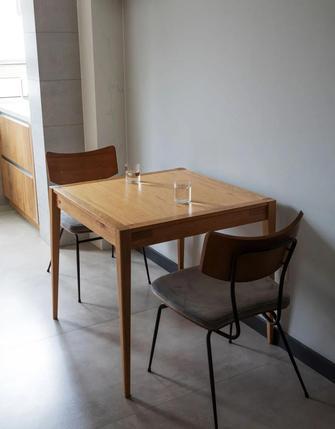 3-5万50平米一室两厅现代简约风格餐厅图片大全