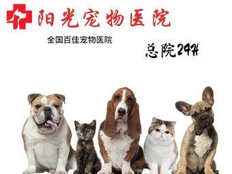 阳光宠物医院•总院24H