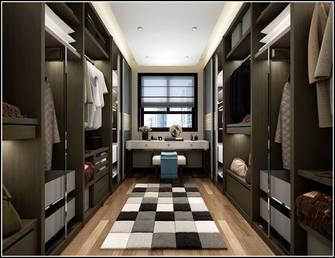 15-20万140平米三室两厅中式风格衣帽间图