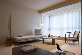 10-15万140平米三室两厅日式风格客厅图