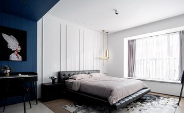 140平米三室两厅欧式风格卧室效果图