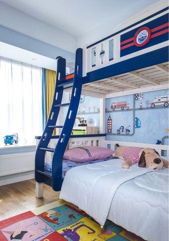 10-15万110平米三室一厅现代简约风格青少年房设计图