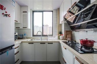 10-15万90平米欧式风格厨房图