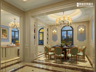 20万以上140平米别墅新古典风格餐厅图片