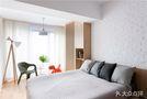 富裕型100平米三室一厅日式风格卧室效果图