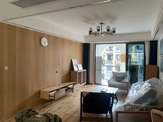 130平米四北欧风格客厅欣赏图