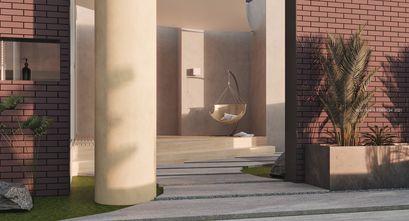 20万以上140平米三现代简约风格阁楼装修案例