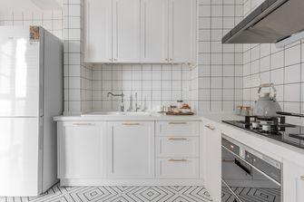 10-15万120平米三室两厅英伦风格厨房图片大全