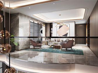 20万以上140平米别墅现代简约风格走廊图片大全